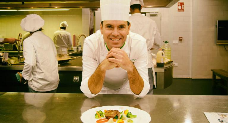 Diplomatura Superior en Cocina y Gastronomía - Formación Técnica - Escuela Superior de Hostelería de Sevilla