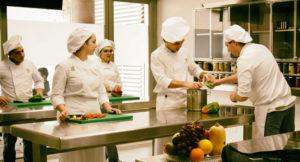 Diplomatura Técnico Especialista en Cocina y Gastronomía - Formación Técnica - Escuela Superior de Hostelería de Sevilla