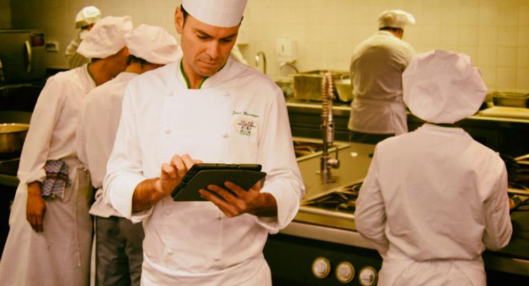 Dirección de Cocina y Nutrición - Formación Universitaria - Escuela Superior de Hostelería de Sevilla