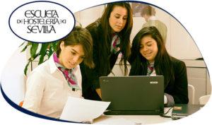 Prácticas - Escuela Superior de Hostelería de Sevilla