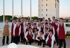 Clausura Curso Académico Escuela Superior Hostelería Sevilla